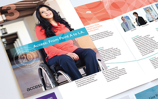 Access Services Annual Report