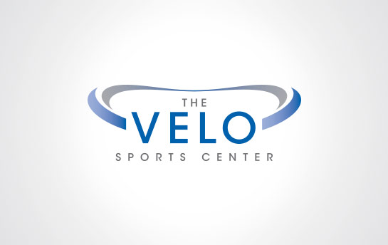 Velo Sports Center Logo Design